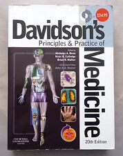 Davidson's Principles and Practice of Medicine by Brian R. Walker 9780443100574