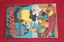fumetto ALBO D'ORO 1953 numero 95 TOPOLINO NELL'ISOLA DI SPETTRO 2° RISTAMPA