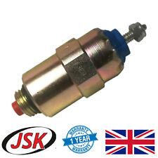 Diesel Fuel Cut Off Stop Solenoid for Delphi DPA DPK DPC & D200 Injection Pumps