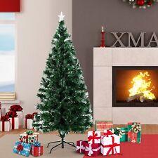 3b991f8906e05 Árbol de Navidad  74x150 cm estrella y 180 luces Led Árboles fibra Optica