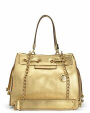 Juicy Couture Handbags-Robertson Mini Daydreamer Shoulder Bag Gold-NWT-RP: $298