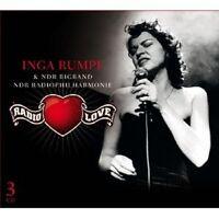 INGA RUMPF - RADIO LOVE 3 CD NEU