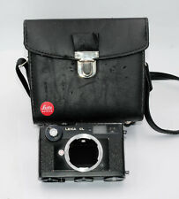 Leica Black CL Film Camera Body With Case