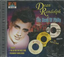 DEAN RANDOLPH - The Dean Of Philly -  BRAND NEW -  CD