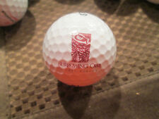 LOGO GOLF BALL-BURROWING OWL ESTATE WINERY...