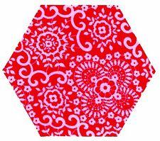 """Sizzix Bigz 2 1/4"""" Sides Hexagon die #657885 Retail $19.99 Cuts Fabric"""