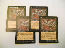 4x MTG Portatore di Larve-Maggot Carrier Magic EDH PLS Planeshift ITA-ING x4