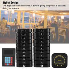 Gästerufsystem 20 Pager Restaurant Imbiss Warteschlangen Kundenrufsystem