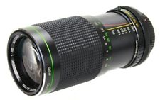 Hanimex MC Zoom 75-200mm F=4.5 Macro Mount Canon FD  (Réf#S-024)