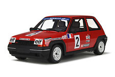 Renault 5 GT Turbo Coupe 1985, Ottomobile OT579 1/18th scale