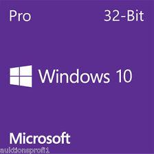 Microsoft Windows 10 Pro 32-bit deutsch