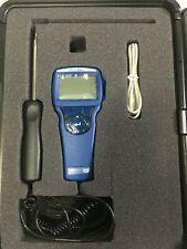 New TSI/ALNOR Velocicalc 9535 Anemometer, Straight Probe