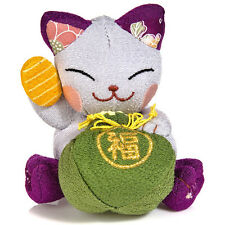 Miyo Chan Japanese Lucky Cat Charm