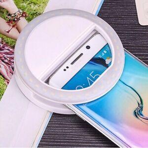 Mini Beauty Selfie-Ring LED-Licht Smartphone Fotografie Fülllicht Selfie-Licht