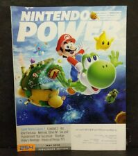 Nintendo Power May 2010 Super Mario Galaxy 2