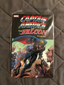 Captain America and the Falcon: Nomad (Marvel TPB) OOP