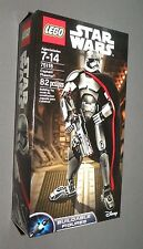 LEGO Star Wars 'captain Phasma' #75118 Buildable Figures Set