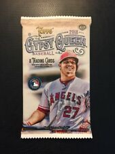 HOBBY 2018 Topps Gypsy Queen Baseball AUTO AUTOGRAPH Hot Pack