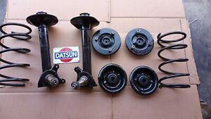 Datsun 79-83 280ZX Front Strut Assemblies (2x, Left & Right) NO STRUTS