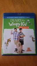 Diary Of A Wimpy Kid Dog Days Blu Ray + DVD + Digital Copy brand new sealed