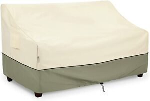 Outdoor Furniture Patio Sofa Covers Waterproof Outside Loveseat Covers Fits up