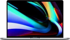 "Apple MacBook Pro 16"" i7 2,6GHz 16GB Ram 512GB SSD Touchbar MVVJ2D/A Space Grau"
