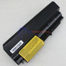 "7800mAh Battery For Lenovo ThinkPad T61p Series(14.1"" widescreen) 43R2499 9Cell"