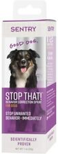 Sentry Pet Care Stop That! Behavior Correction Spray for Dogs, Clear (5332)