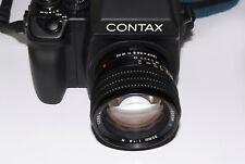 Mamiya 645 MF Lenses to Contax 645 Adapter Bayonet Ring V.2
