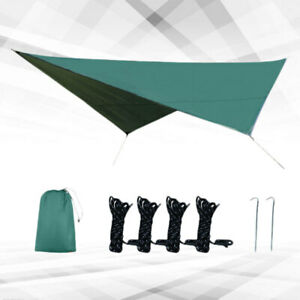 1pc Thickened Sun Shade Sail Waterproof Awning for Outdoor Garden Camping Picnic