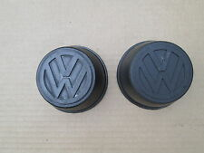 VW JETTA RABBIT SCIROCCO WHEEL CENTER CAPS HUB CAPS VOLKSWAGEN