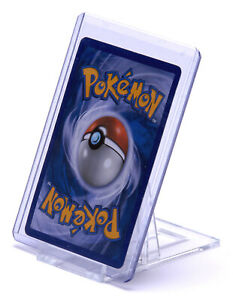 Pokemon Collector Trading Card Display Stands x 10