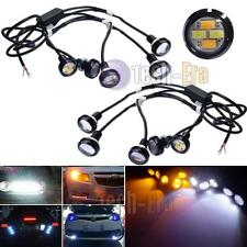 High Power Dual-Color Switchback Flexible LED DRL Backup, Turn Signal lights Kit