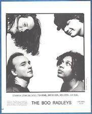 The Boo Radleys Vintage Publicity/Press Photo Ride Swervedriver Slowdive Eggman