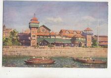 The Royal Bombay Yacht Club India Tuck Oilette 8925 Postcard US036