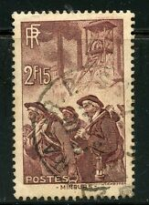 STAMP / TIMBRE FRANCE OBLITERE N° 390 / METIER MINEUR