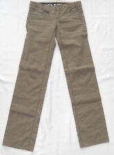 Herrlicher Damen Leinen Hose W26 L34 Modell Vegas  26-34 Zustand Sehr Gut
