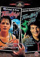 Teen Wolf / Teen Wolf Too DVD Nuevo DVD (10001174)