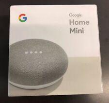 Google Home Mini - Smart Small Speaker - Chalk Grey -  BRAND NEW
