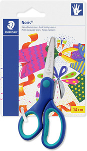 Staedtler Noris Club Small Left Handed Scissors for Children