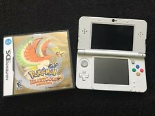 New Nintendo 3DS with Pokemon Heartgold Mystery Dungeon Explorers Of Sky