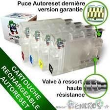 RECHARGEABLE-  Cartouche Rechargeable pour  HP932-933-950-951 - Pack X4 Vides Ga