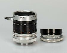 Kern Switar 1.6 5.5mm // H8 RX Bolex C Mount