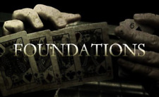 FOUNDATIONS by Jason England Theory11 DVD playing cards deck magic trick
