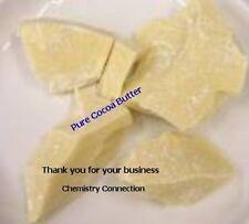 Organic Cocoa Butter Pure non-deodorized Organic 10 lb