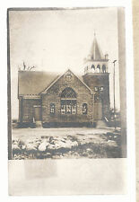 M E Church Lincoln In Mailed 1906 Photo Methodist Episcopal Postcard 6103