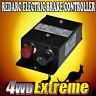 REDARC EB ELECTRIC TRAILER BRAKE CONTROLLER CARAVAN 12VOLT BRAKES 4 YR WARRANTY