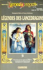 CARRERE LANCEDRAGON 5 WAR OF THE TWINS VF