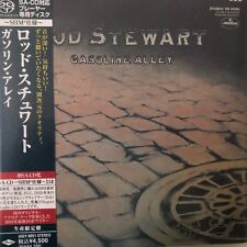 Rod Stewart - Gasoline Alley(SACD-SHM. jp. mini LP),2010 UIGY-9051 Japan