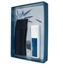 Kenzo Pour Homme for Men EDT Spray 3.4 oz + Shower Gel 3.4 oz - New in Worn Box